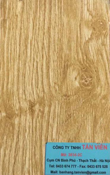Vân gỗ MFC 25