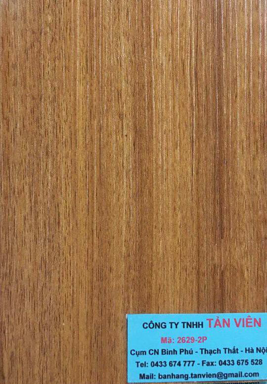 Vân gỗ MFC 18