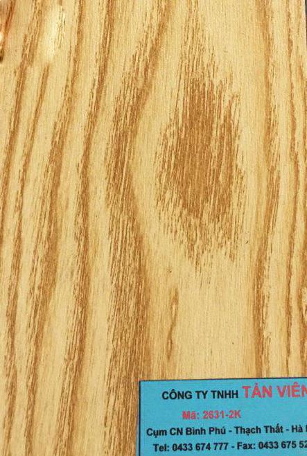 Vân gỗ MFC 8