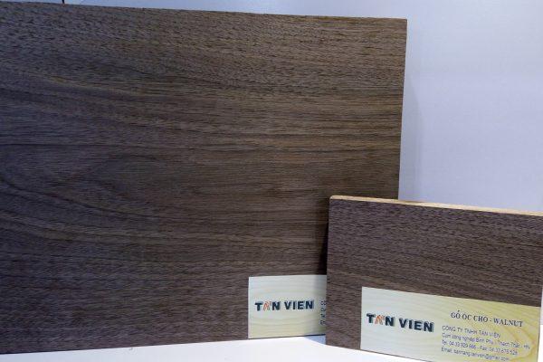 gỗ óc chó Mỹ