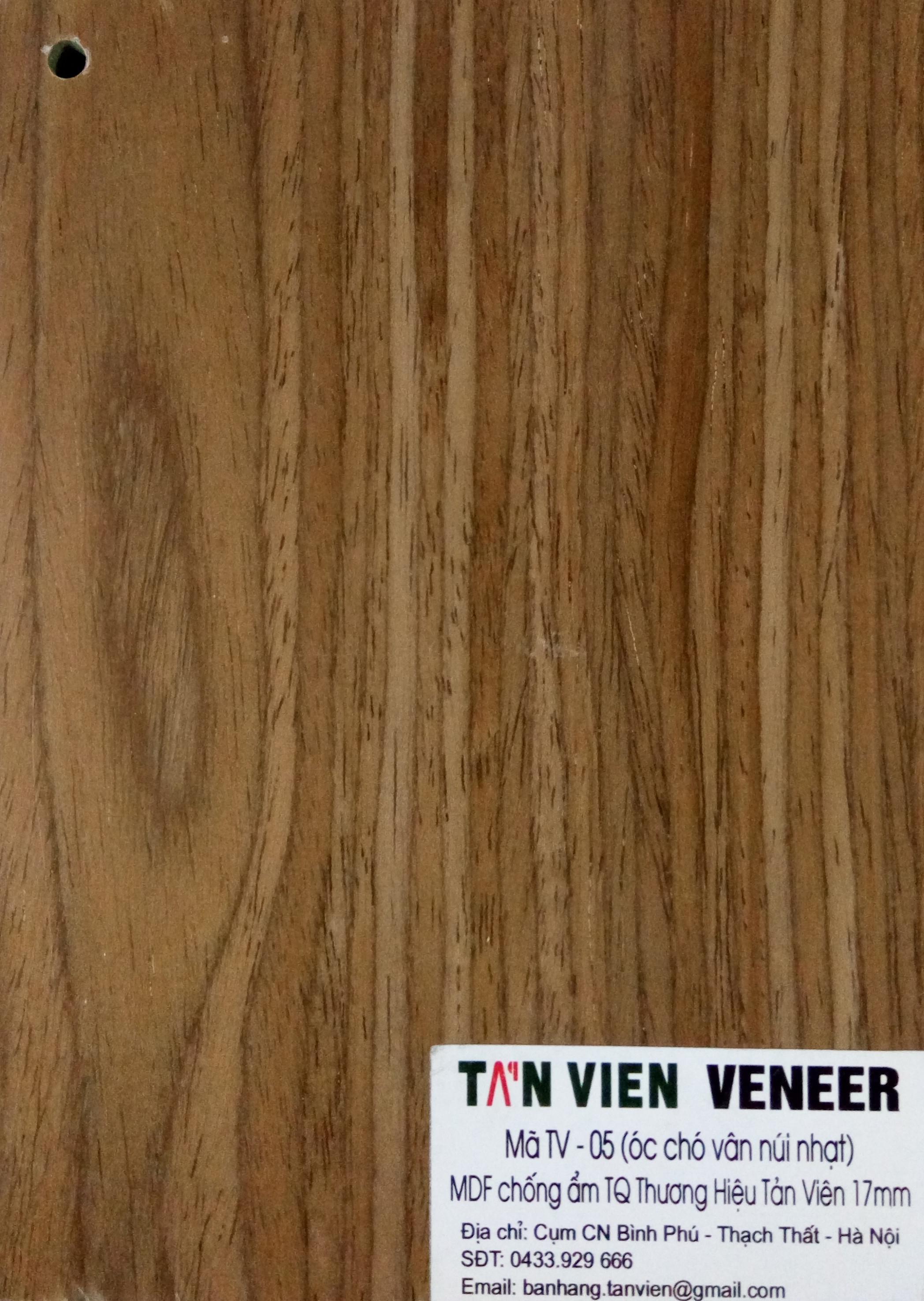 Tản Viên Veneer