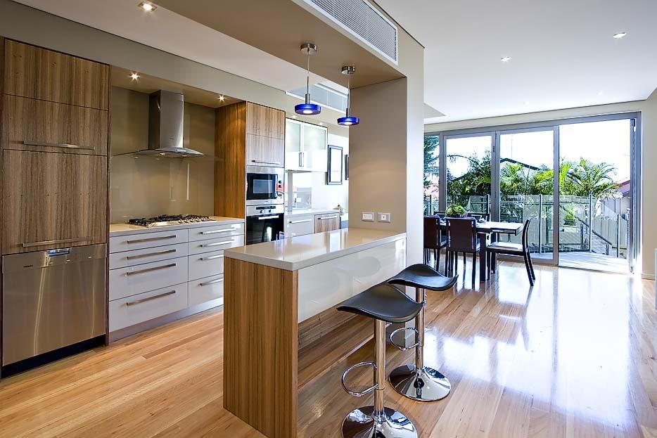 MDF phòng bếp