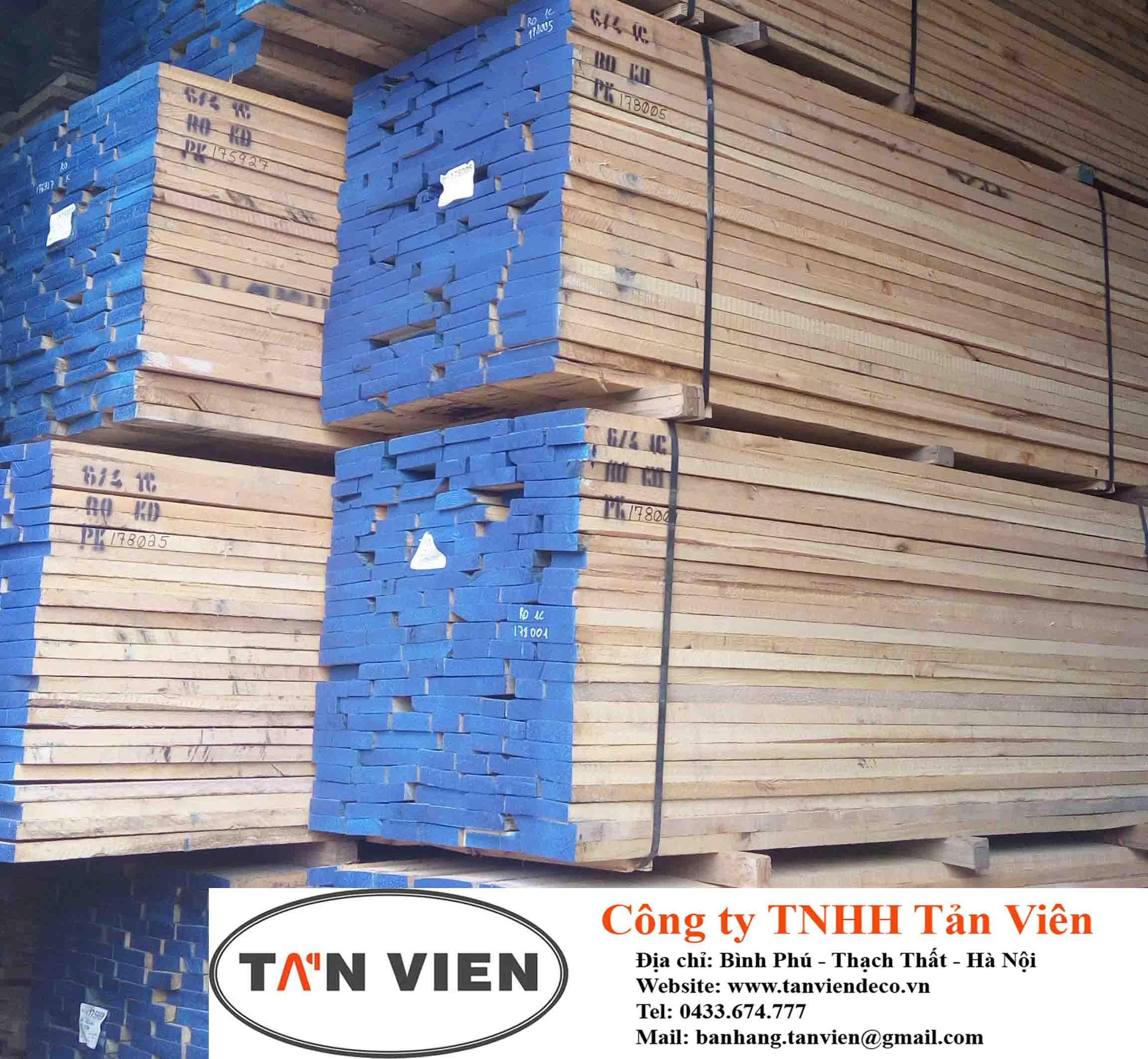 gỗ sồi Oak