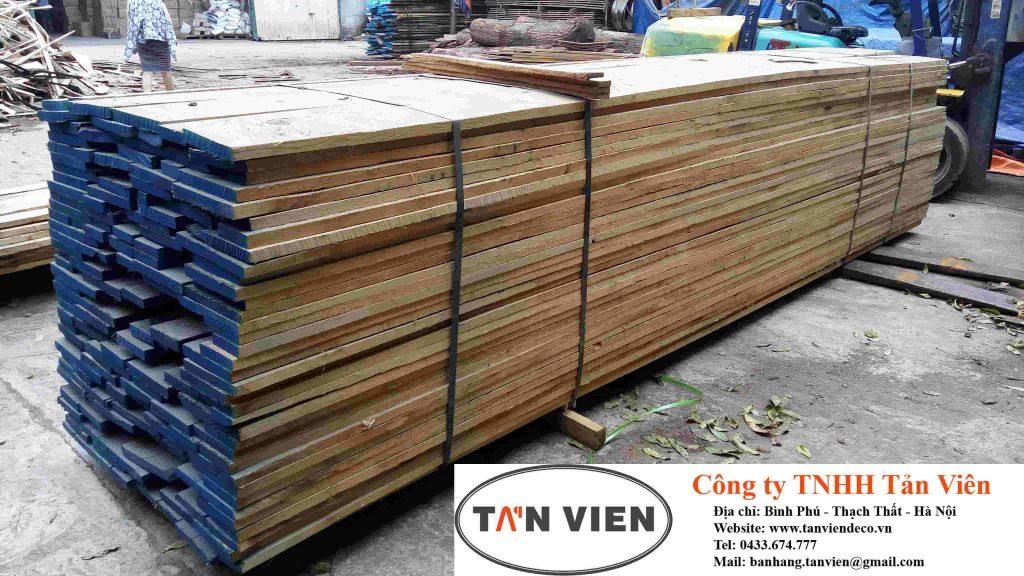 gỗ sồi xẻ sấy tại Hà Nội