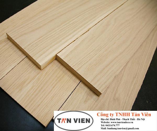 giá gỗ sồi trắng tại Hà Nội