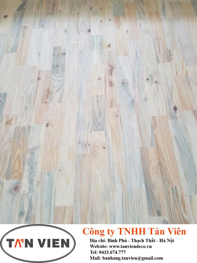 gỗ thông ghép thanh mặt C