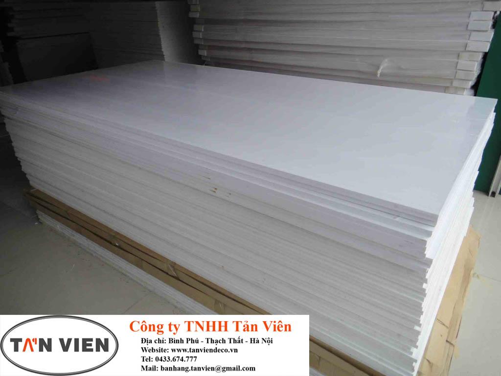 Gỗ nhựa PVC Vimat