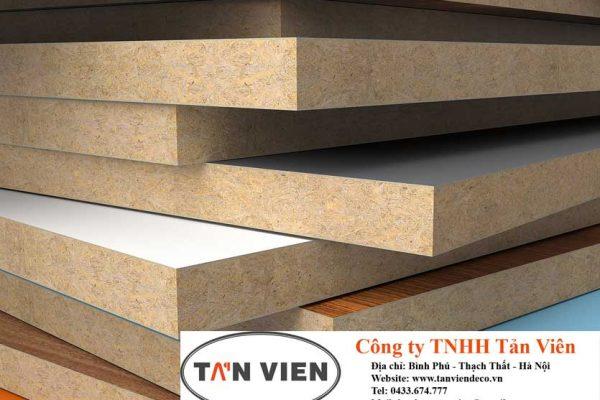 gỗ công nghiệp chứa formadehyde
