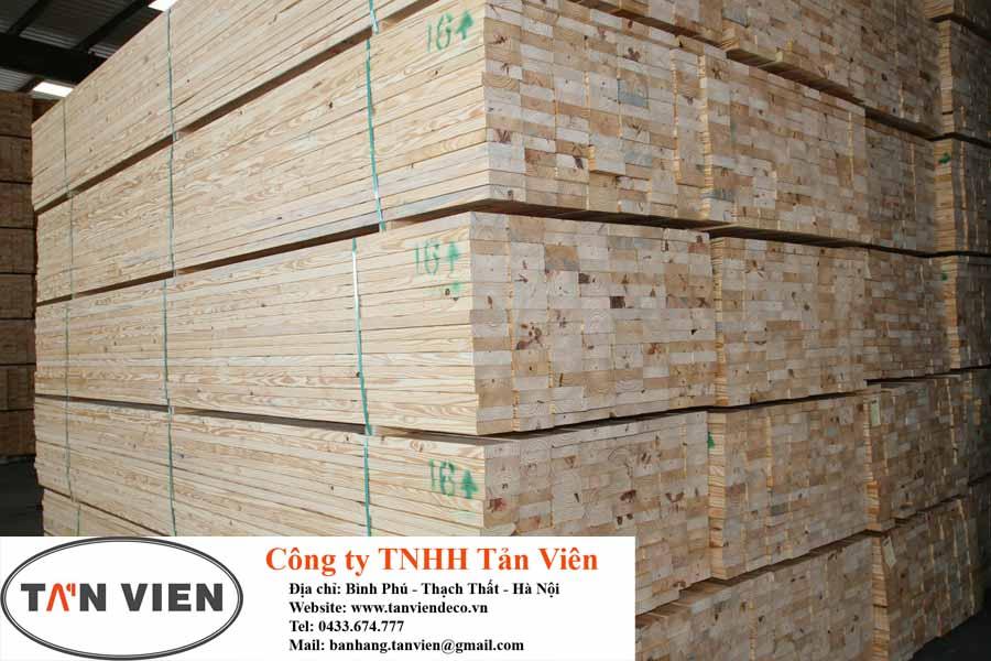 gỗ thông xẻ thanh tại Hà Nội
