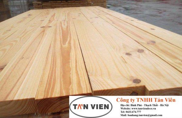 gỗ thông xẻ thanht tại Hà Nội