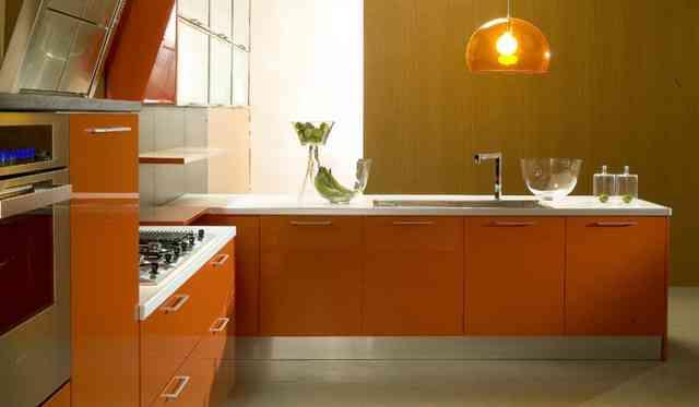tủ bếp gỗ nhựa PVC Vimat
