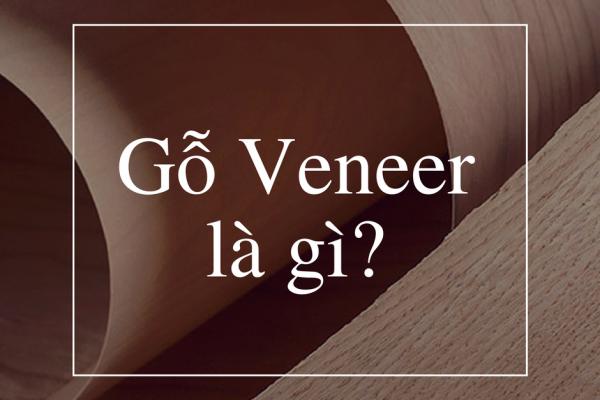 Gỗ Veneer là gì?