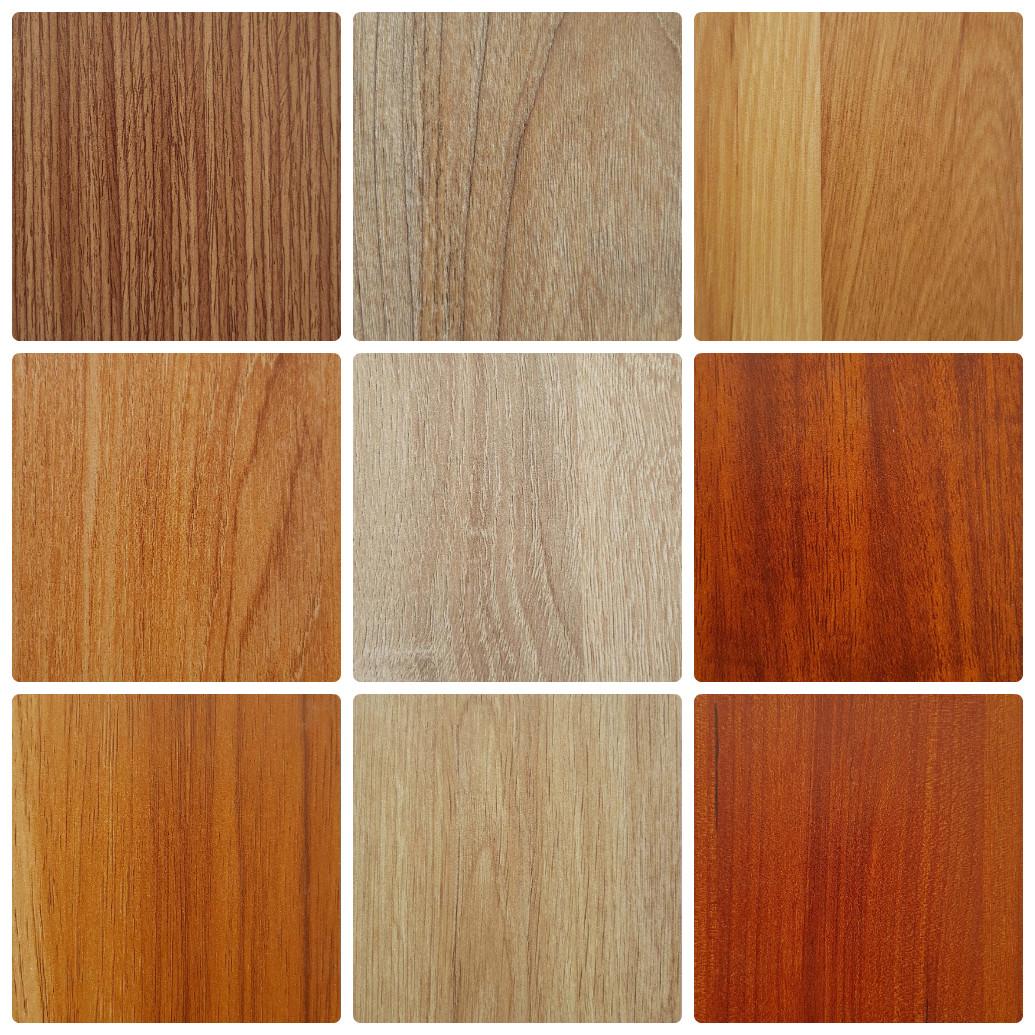 Bảng màu gỗ MDF phủ Melamine