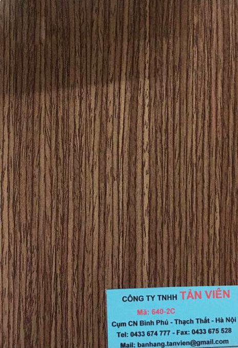 Vân gỗ MFC 4