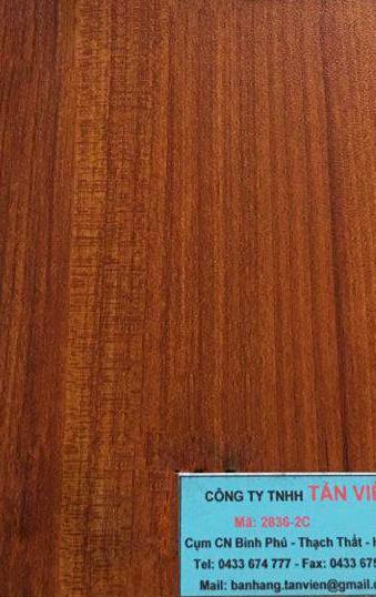 Vân gỗ MFC 2