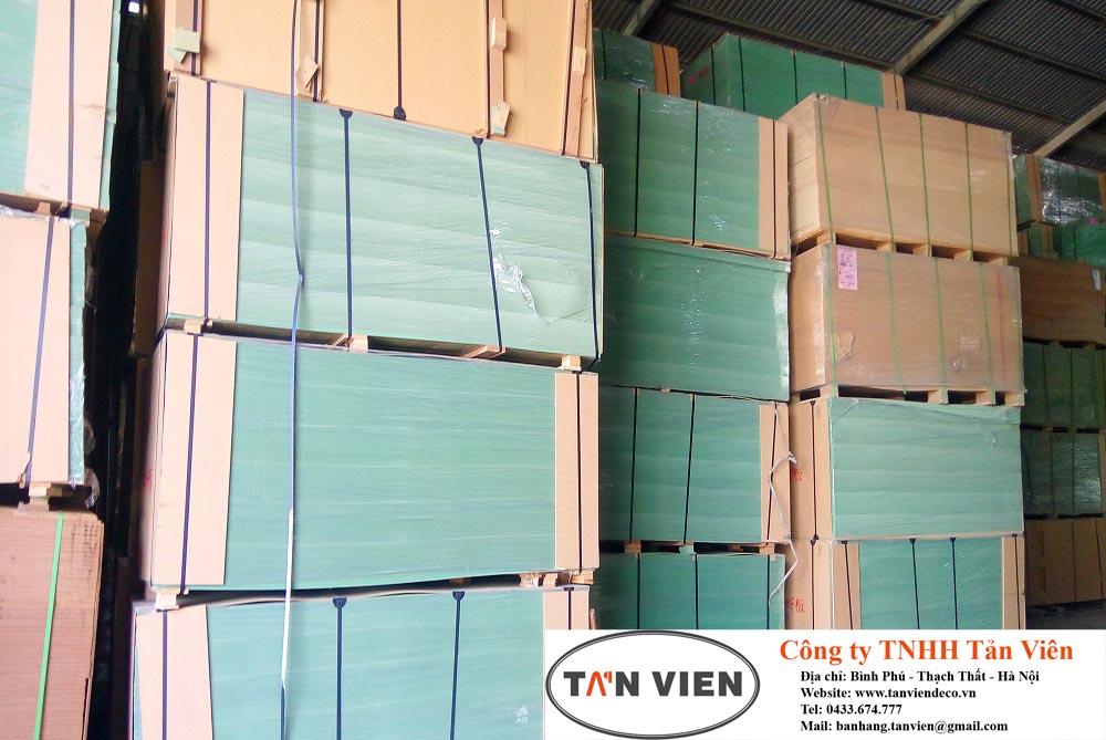 gỗ MDF chống ẩm là gì