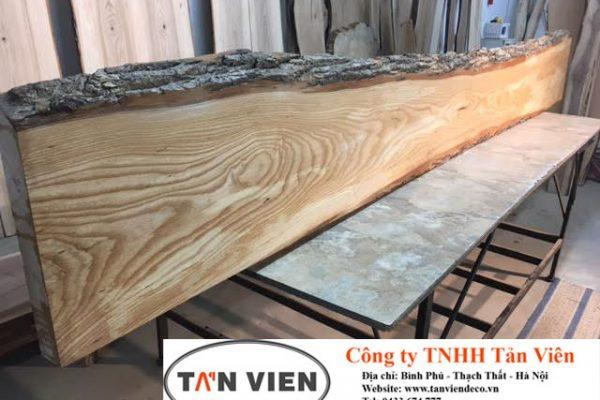 giá gỗ tần bì