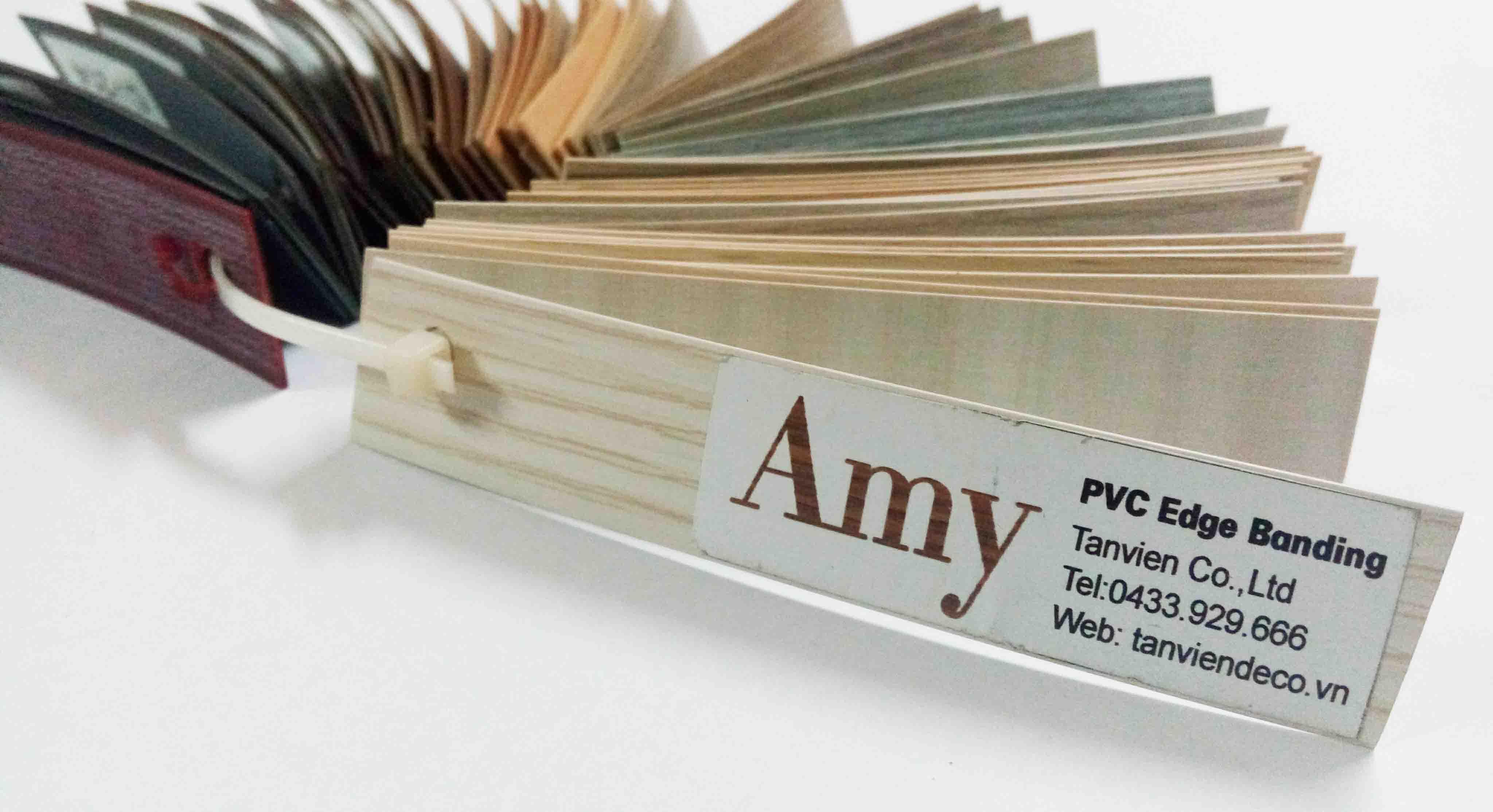 nệp nhựa PVC