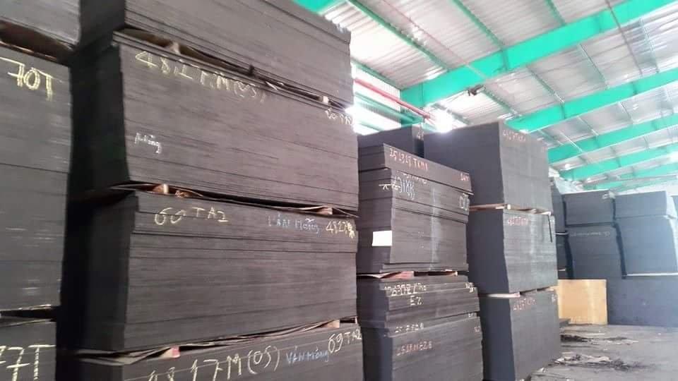 gỗ dán phủ phim